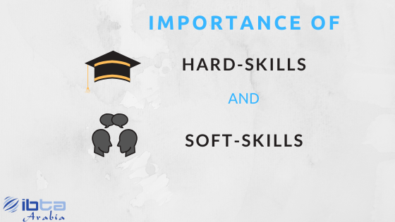 Importance of soft skills and hard skills image