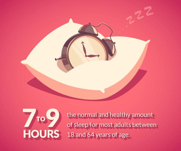 sleep hours